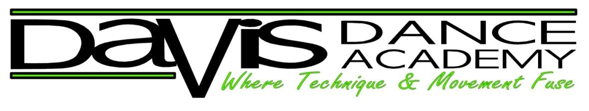davis dance academy logo